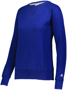 Russell LF3YHX - Ladies Fleece Crew Sweatshirt