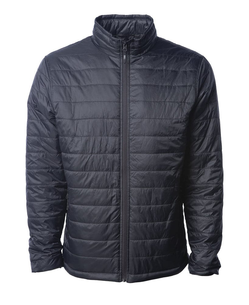 Independent Trading Co. EXP100PFZ - Men's Hyper-Loft Puffy Jacket