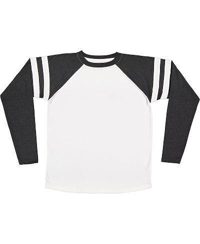 LAT LA6934 - LAT Men's Gameday Mash-Up Long Sleeve Vintage Fine Jersey Tee