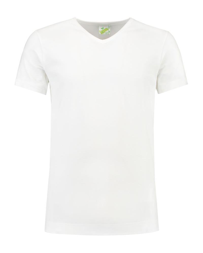 Lemon & Soda LEM1264 - T-shirt V-neck cot/elast SS for him