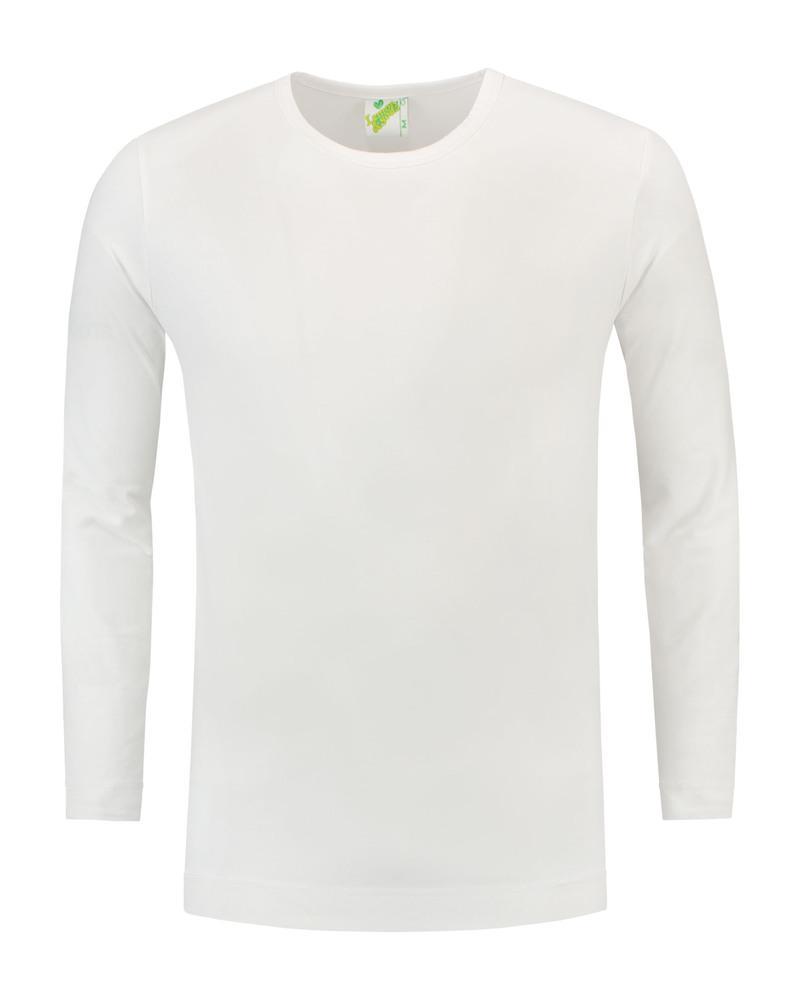 Lemon & Soda LEM1265 - T-shirt Crewneck cot/elast LS for him