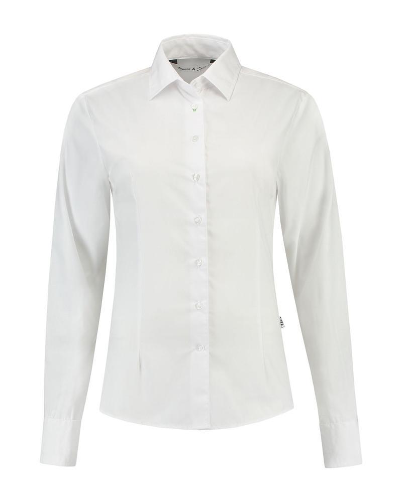 Lemon & Soda LEM3932 - Shirt Poplin Mix LS for her