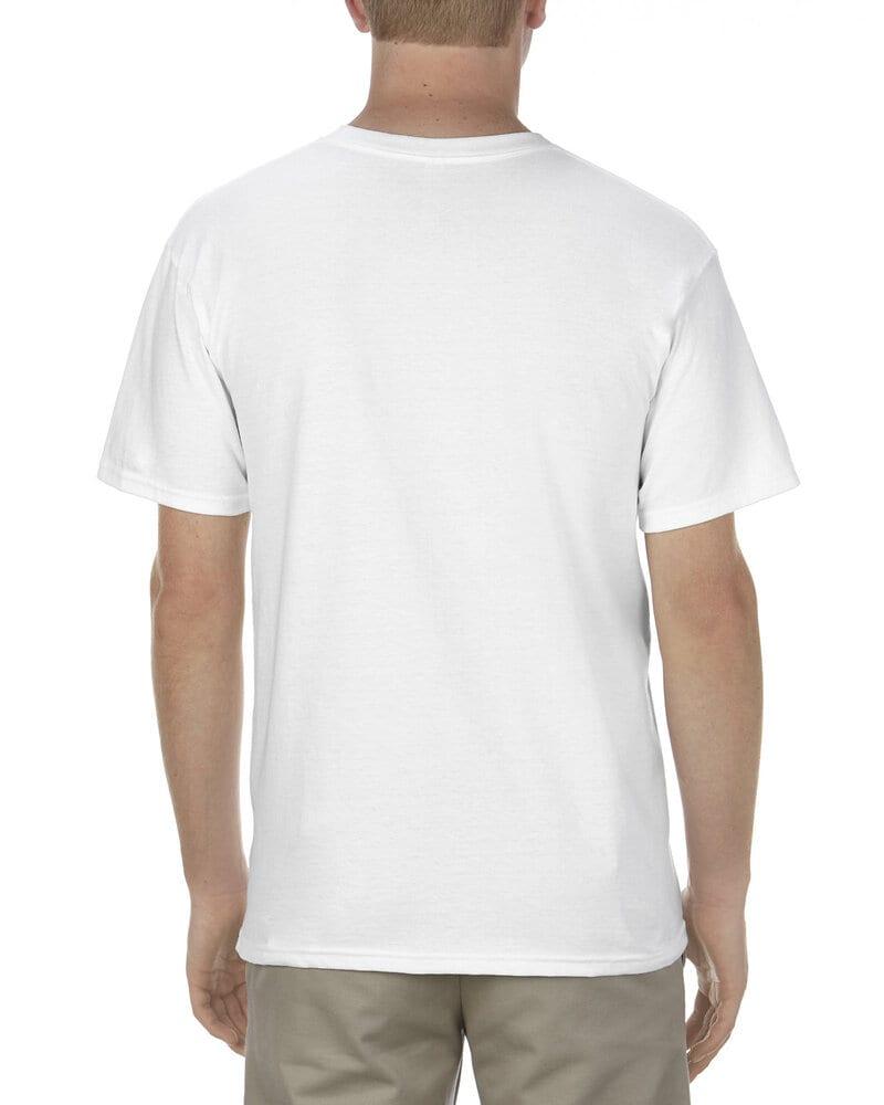 Alstyle AL1701 - Adult 5.5 oz., 100% Soft Spun Cotton T-Shirt