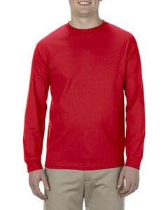 Alstyle AL1904 - Adult 5.1 oz., 100% Soft Spun Cotton Long-Sleeve T-Shirt