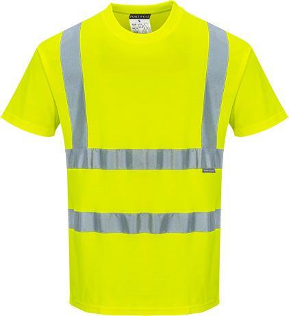 Portwest S170 - Cotton Comfort T-Shirt  S/S
