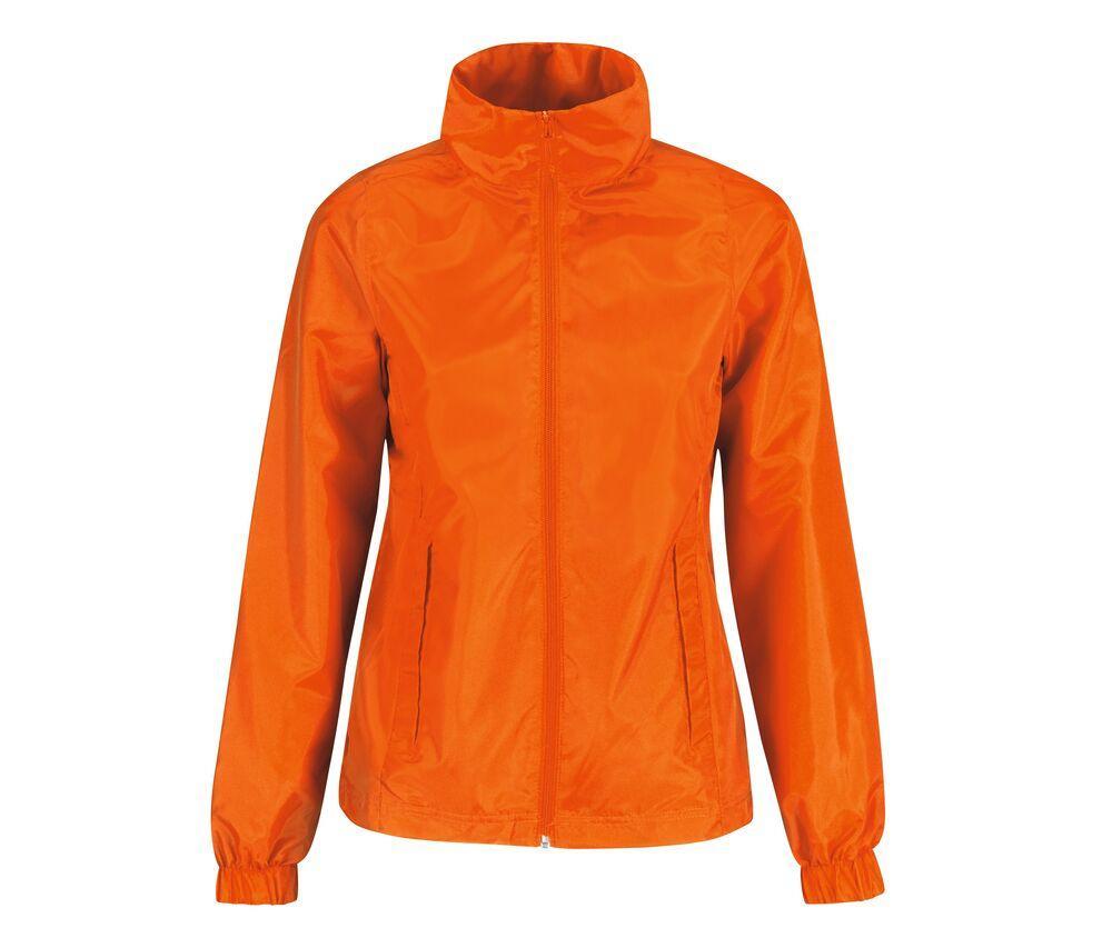 B&C BC601F - Coupe-vent femme doublé tricot
