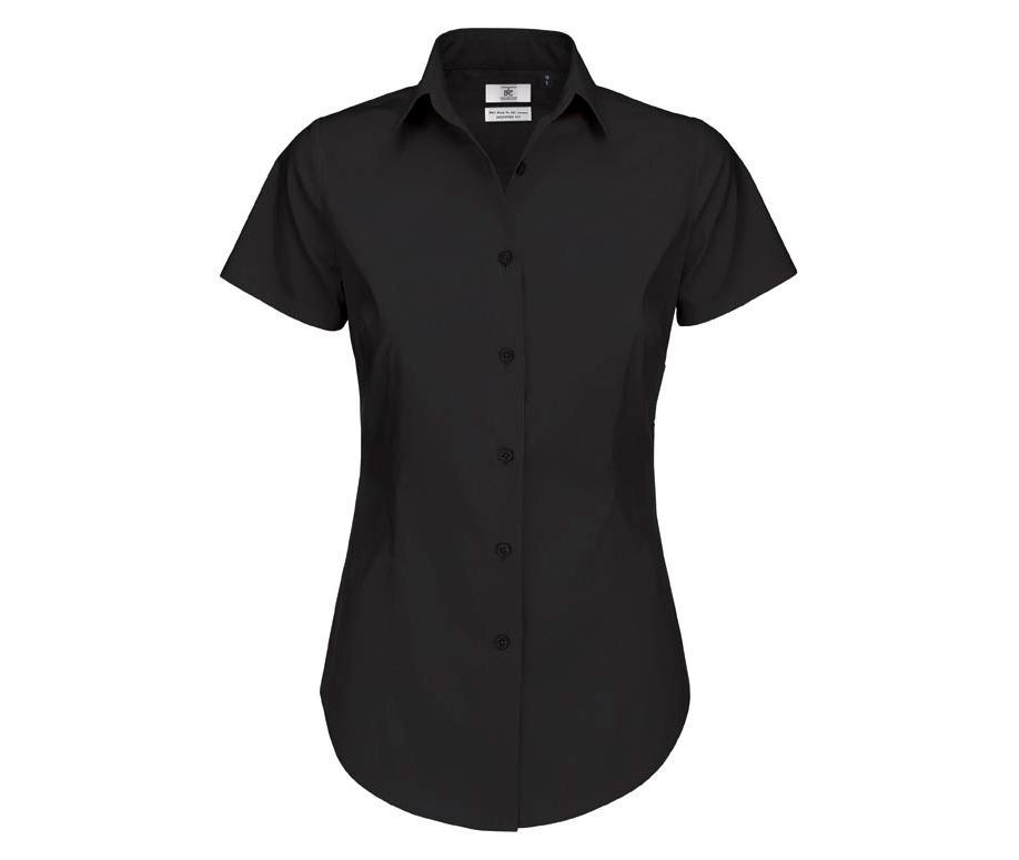 B&C BC713 - Stretch shirt woman