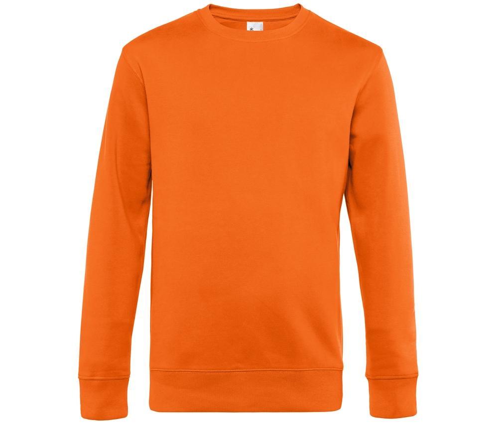 B&C BCU01K - Straight Sleeve Sweatshirt 280 KING