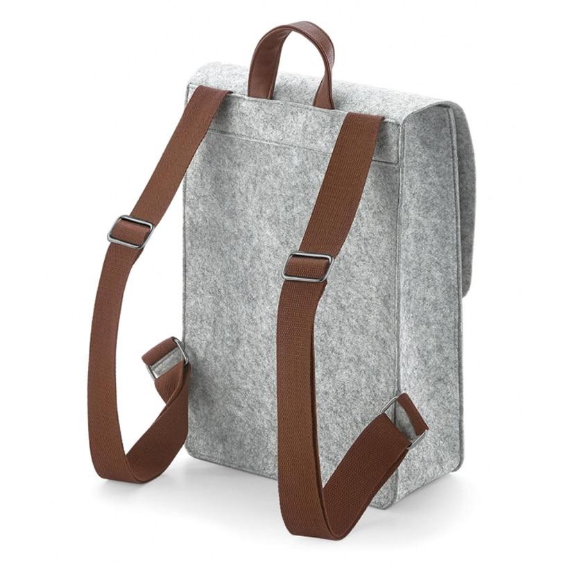 Bagbase BG735 - Polyester felt backpack