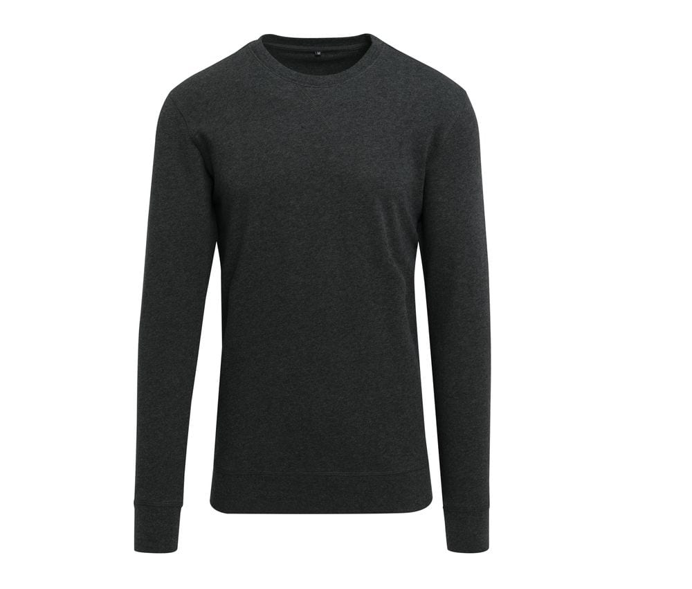 Build Your Brand BY010 - Lightweight crew neck sweatshirt