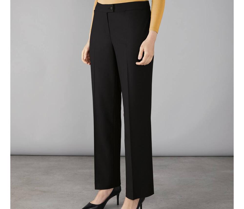 CLUBCLASS CC2003 - Women's tailor's trousers Finsbury