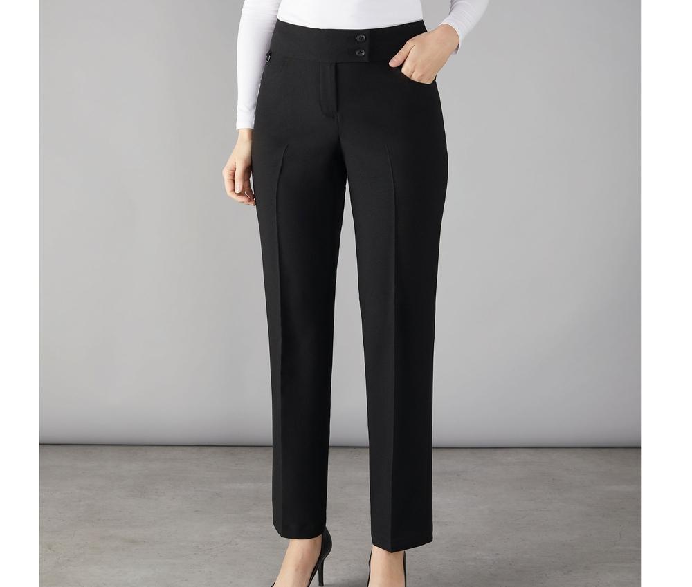 CLUBCLASS CC9006 -  Ascot women's tailor's trousers