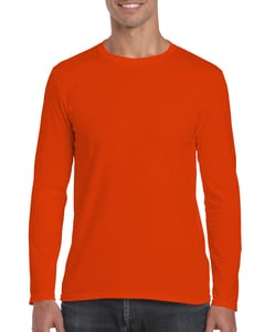 Gildan GN644 - Softstyle Adult T-Shirt Met Lange Mouw