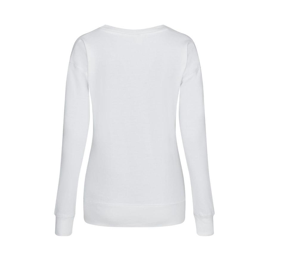 AWDIS JUST HOODS JH036 - Women'S Neckline Sweater