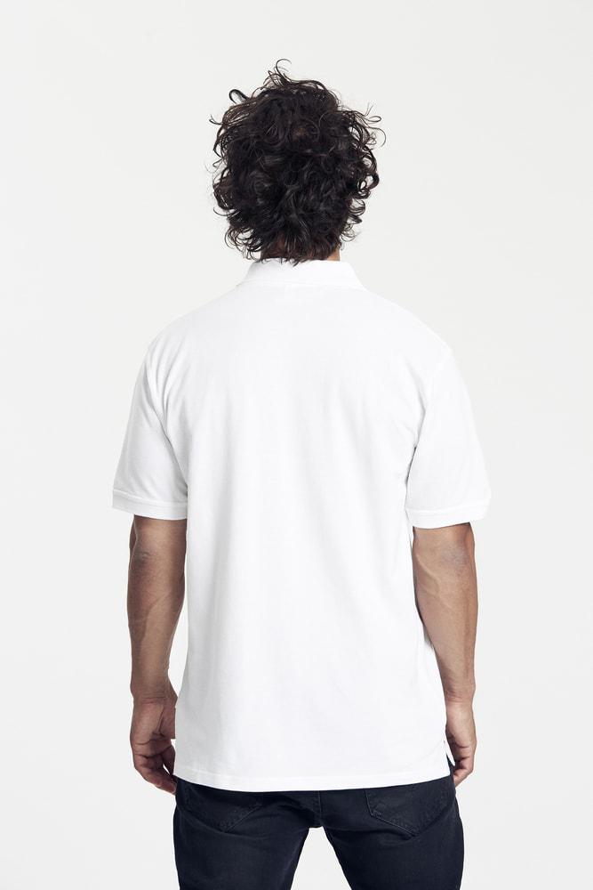 Neutral O20080 - Quilted polo shirt