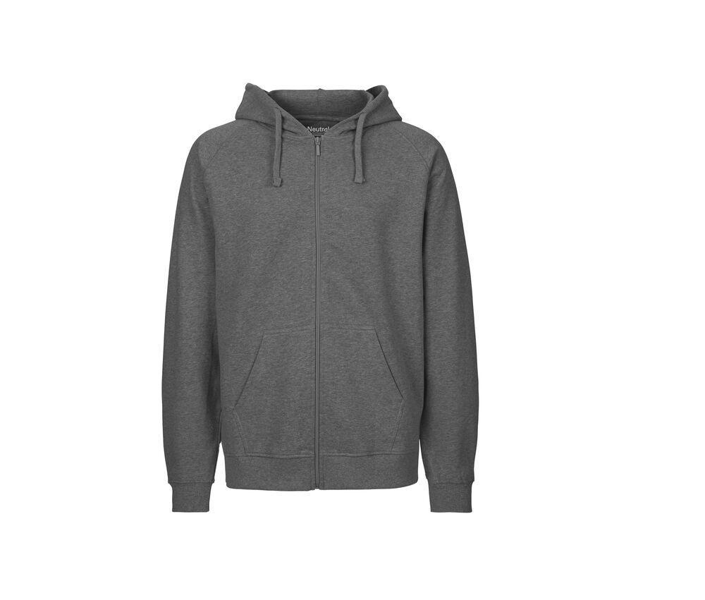 Neutral O63301 - Men's zip-up hoodie