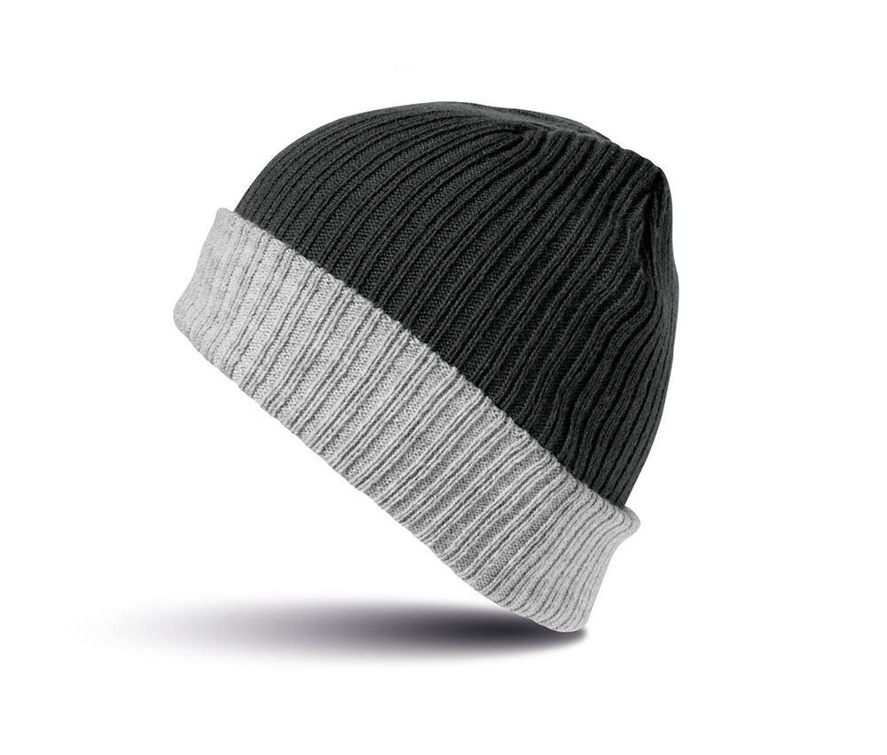 RESULT RC378 - Bonnet acrylique avec rabat