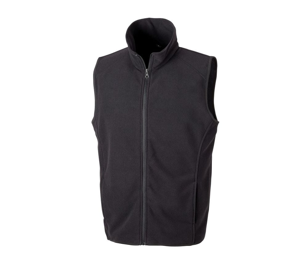 RESULT RS116 - Bodywarmer micropolaire