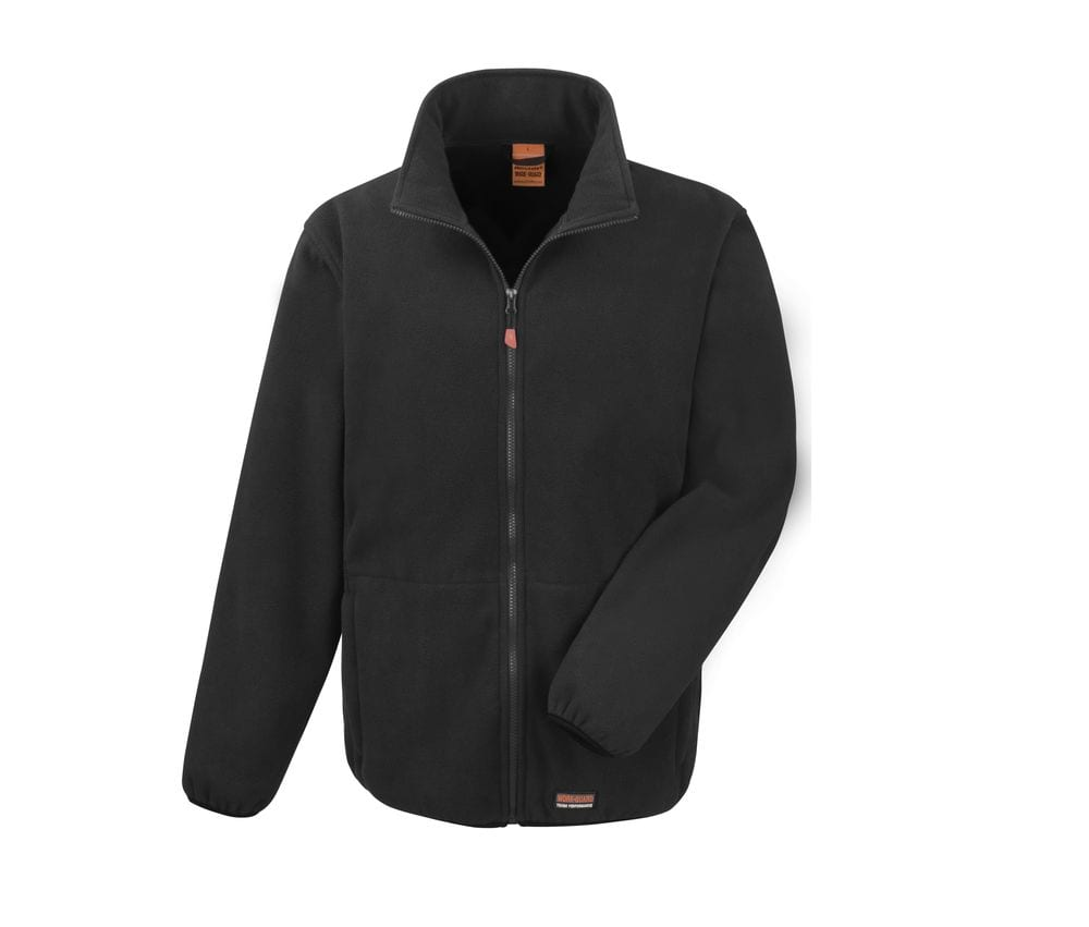 RESULT RS330 - Windproof fleece jacket