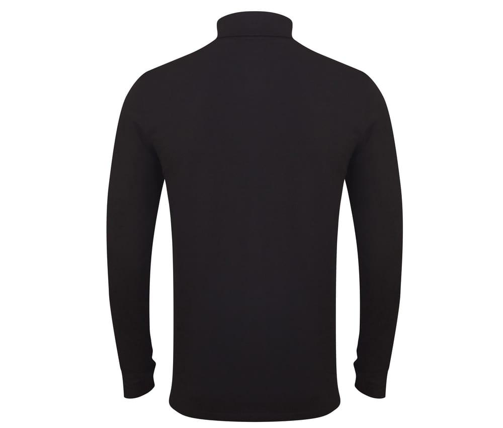 SF Men SF125 - Turtleneck T-Shirt