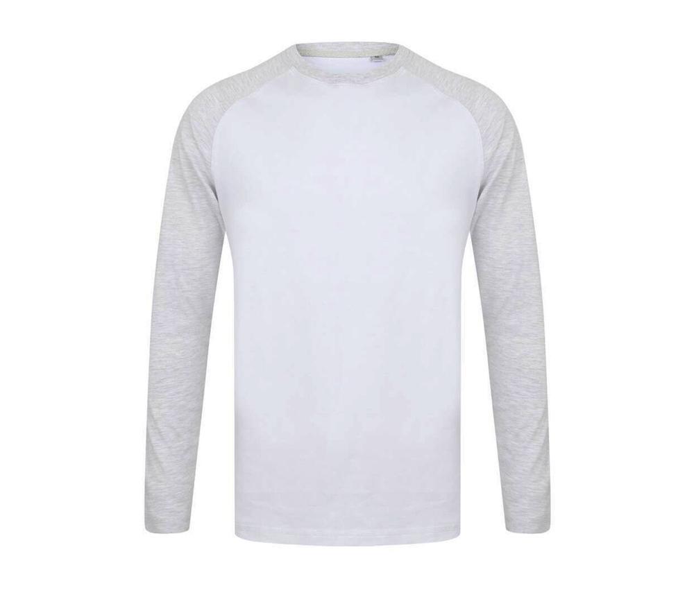 SF Men SF271 - Baseball Long-Sleeved T-Shirt