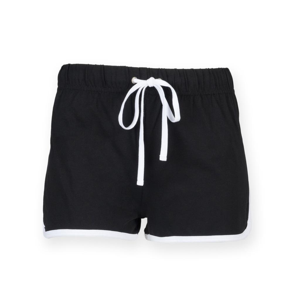 SF Women SK069 - Women's retro shorts