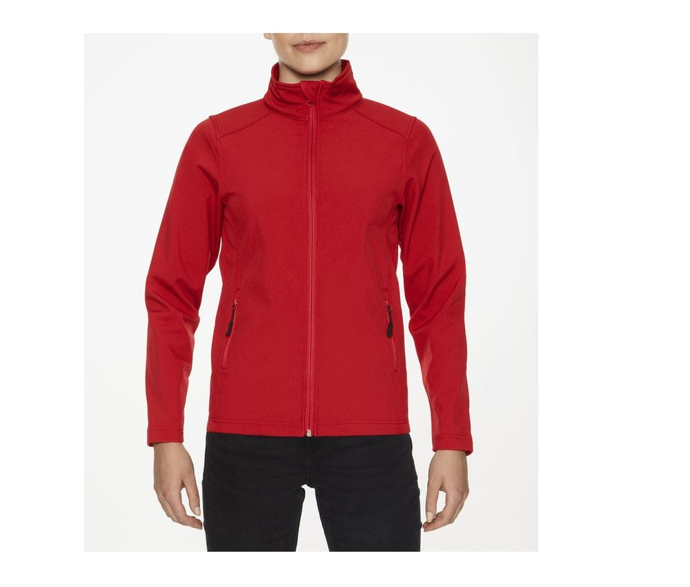 Gildan SS800L - Softshell woman jacket