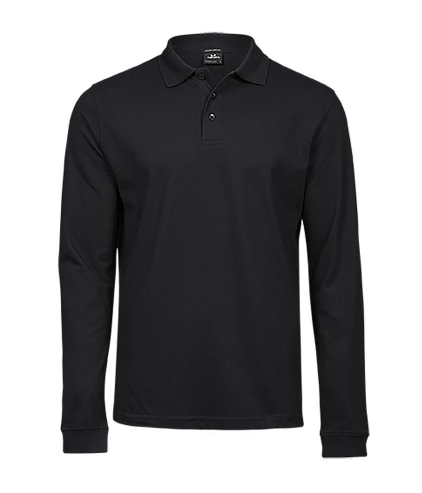 Tee Jays TJ1406 - Luxury stretch long sleeve polo Men