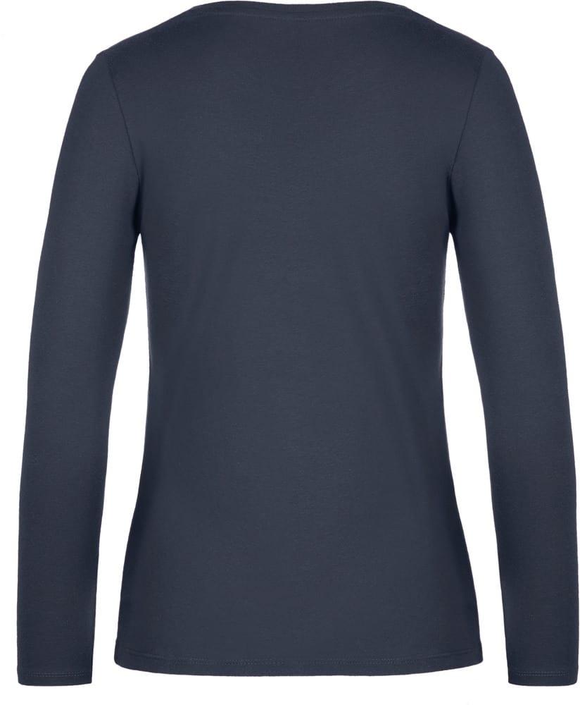 B&C CGTW08T - Camiseta #E190 manga larga mujer