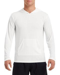 GILDAN GIL46500 - T-shirt Hooded Performance Adult LS