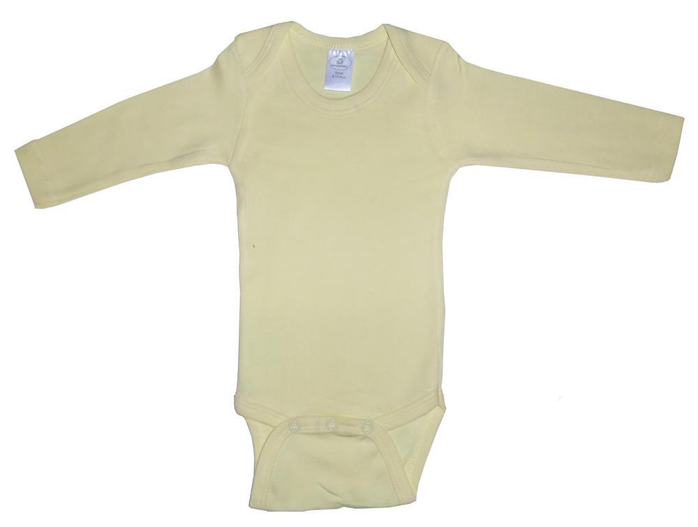 Infant Blanks 102B - Long Sleeve Onezie