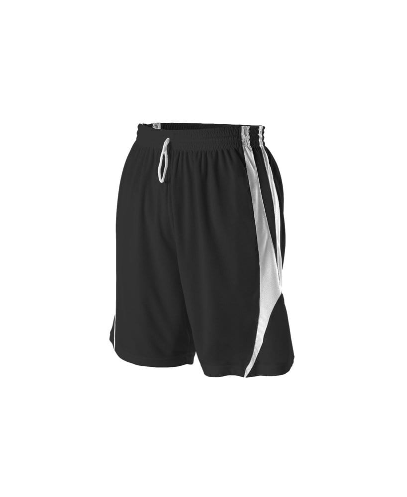 Alleson Athletic 54MMPY - Alleson Youth Reversible Basketball Short