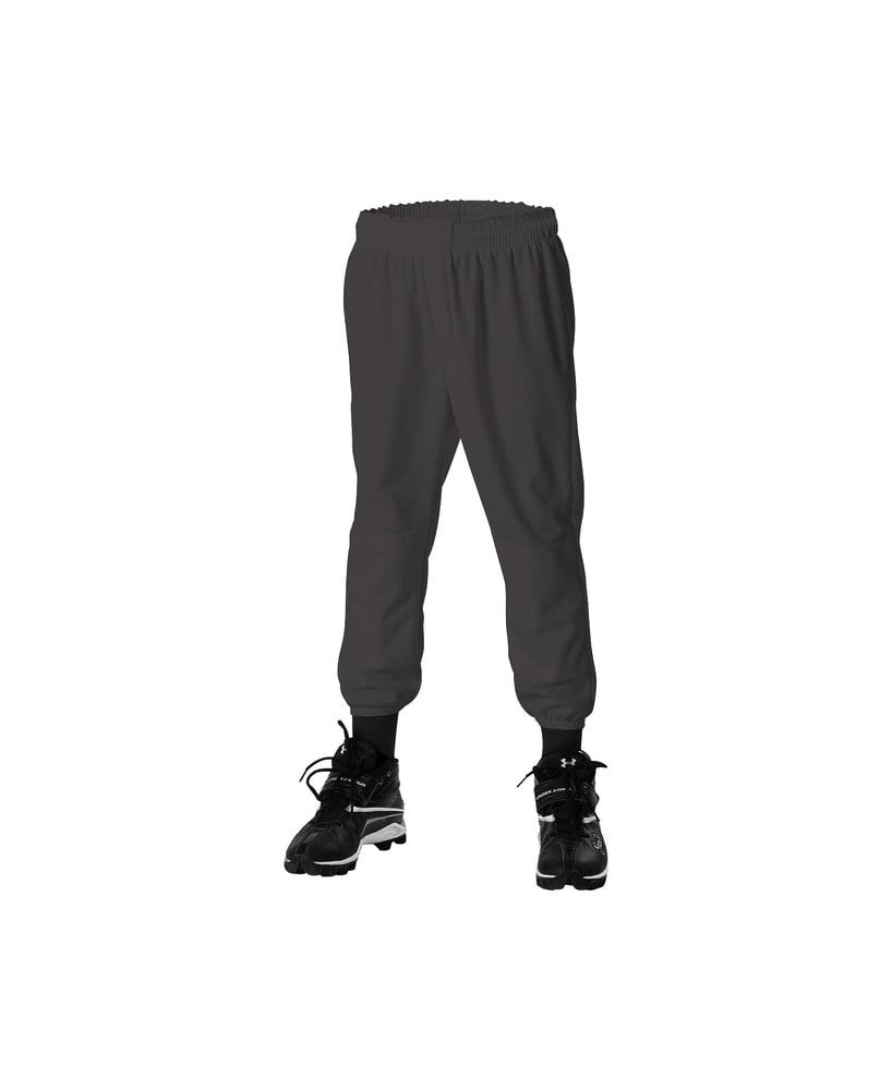 Alleson Athletic 604PDK2 - Alleson Adult Pull Up Baseball Pant