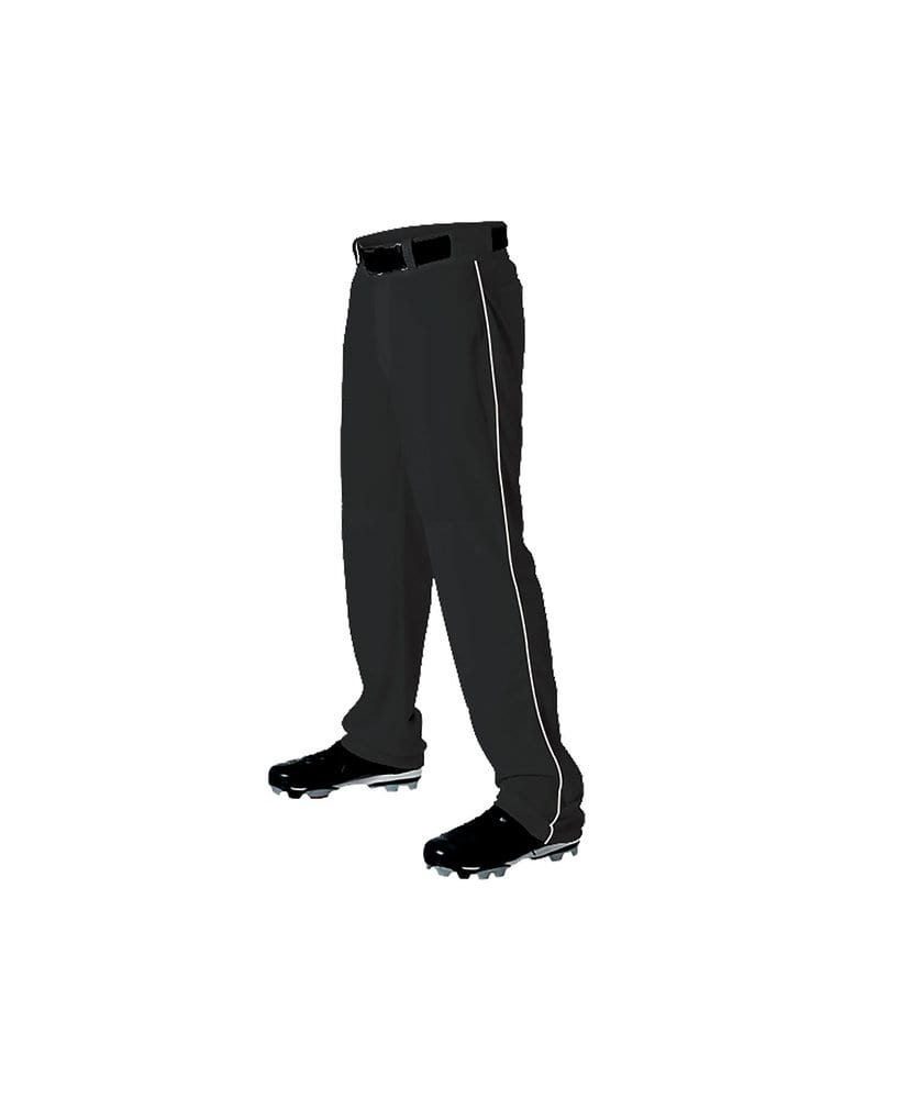 Alleson Athletic 605WLBY - Alleson Youth Baseball Pant With Braid