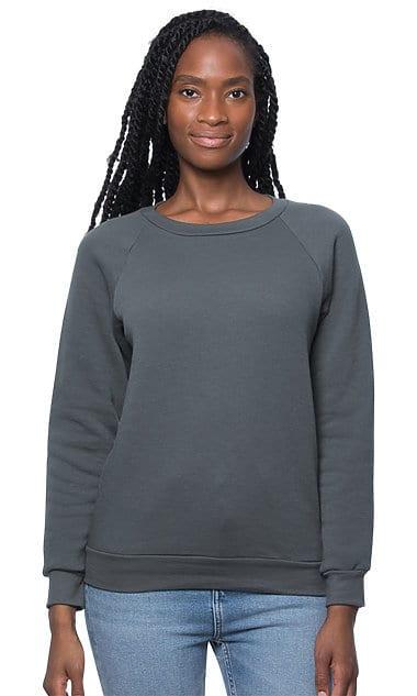 Royal Apparel 3099 - Women's Fashion Fleece Raglan Pullover