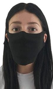 Royal Apparel fmrib1 - Unisex Rib Face Mask