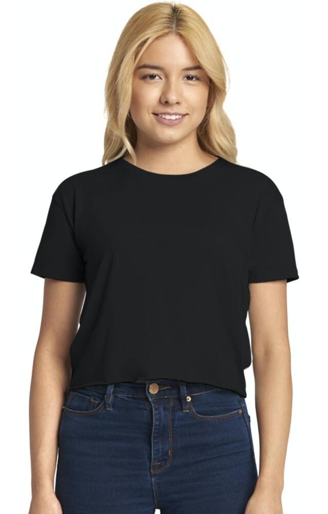 Next Level 5080 - T-Shirt Crop Festival Cali pour femme