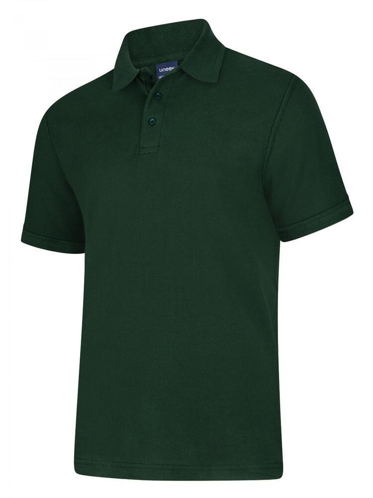 Uneek Clothing UC108 - Deluxe Poloshirt