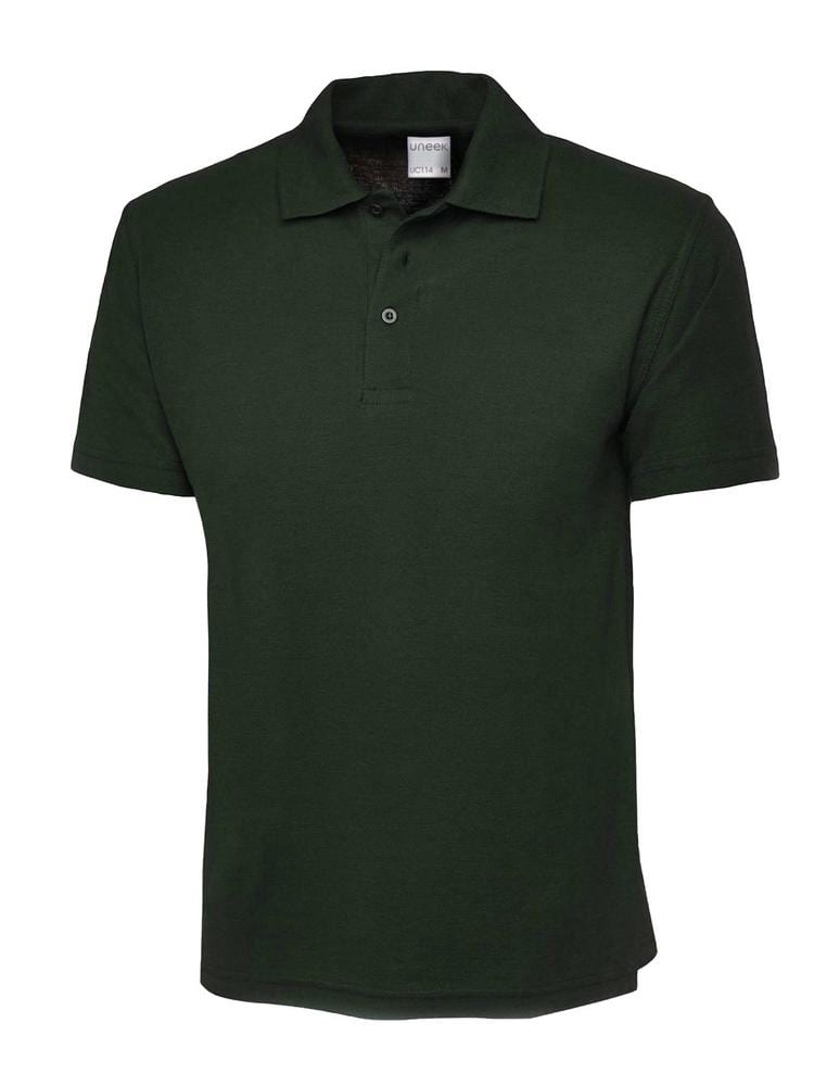 Uneek Clothing UC114 - Men's Ultra Cotton Poloshirt