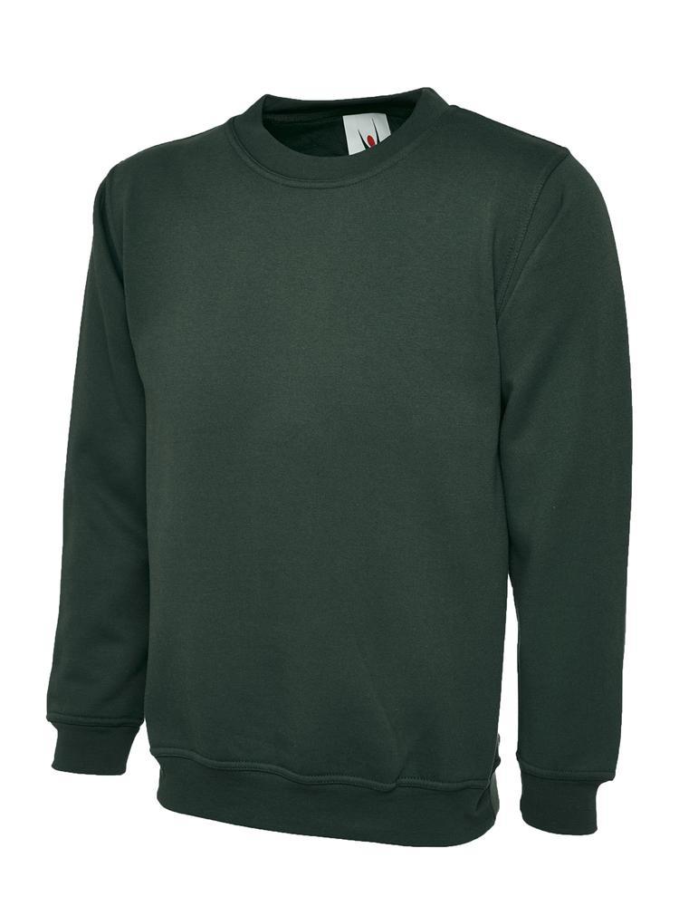 Uneek Clothing UC205 - Olympic Sweatshirt