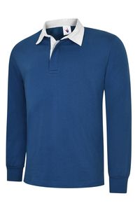 Uneek Clothing UC402 - Classic Rugby Shirt