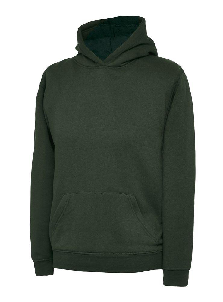 Uneek Clothing UC503 - Childrens Hooded Sweatshirt