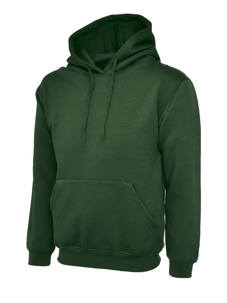Uneek Clothing UC508 - Olympic Hooded Sweatshirt