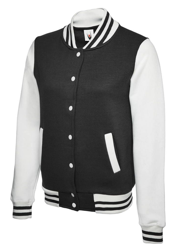 Uneek Clothing UC526 - Ladies Varsity Jacket