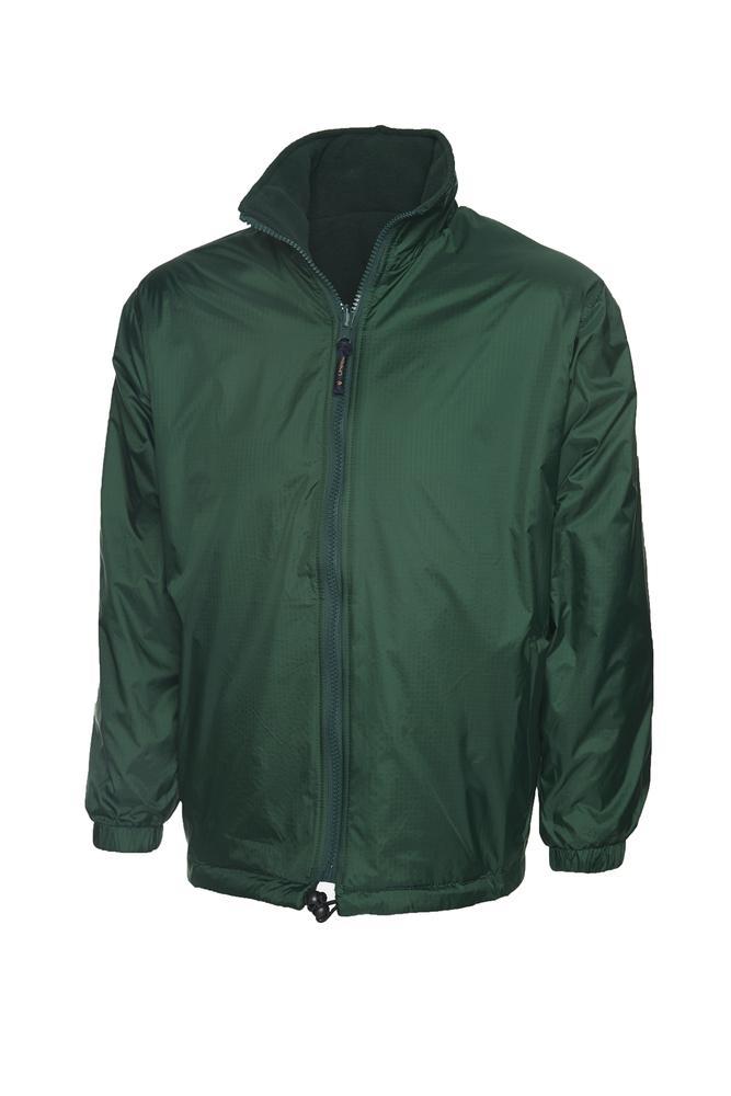 Uneek Clothing UC605 - Premium Reversible Fleece Jacket