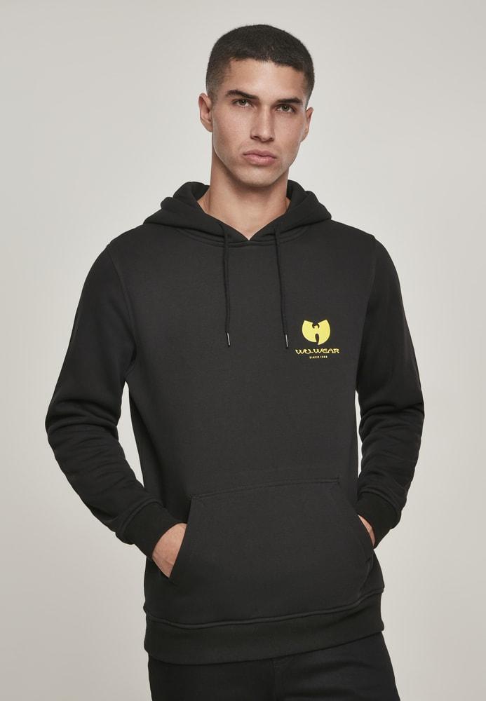 Wu-Wear WU049 - Wu-Wear Small Logo Hoody