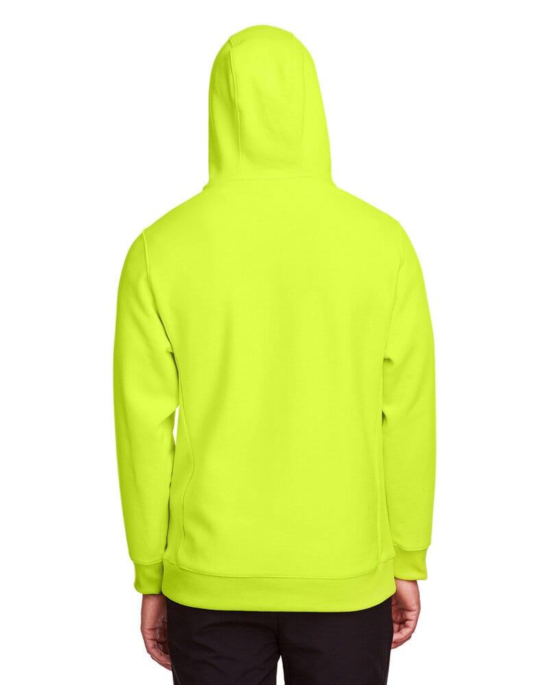 Team 365 TT95 - Men's Zone HydroSport Heavyweight Full-Zip Hooded Sweatshirt