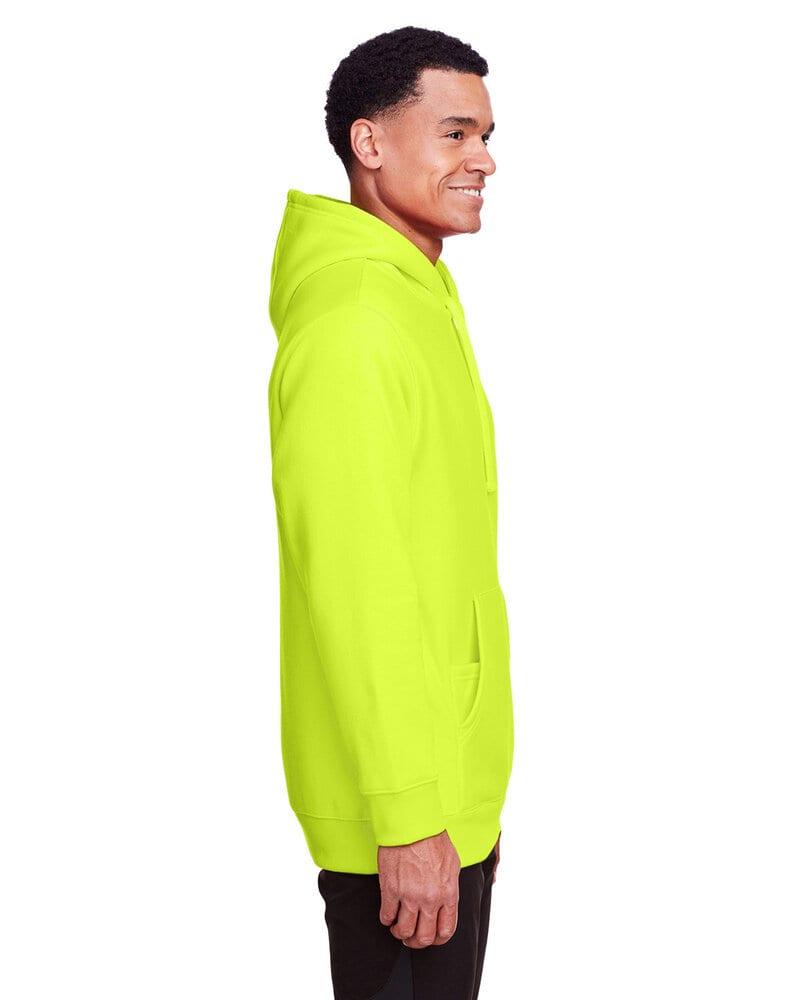 Team 365 TT96 - Adult Zone HydroSport Heavyweight Pullover Hooded Sweatshirt