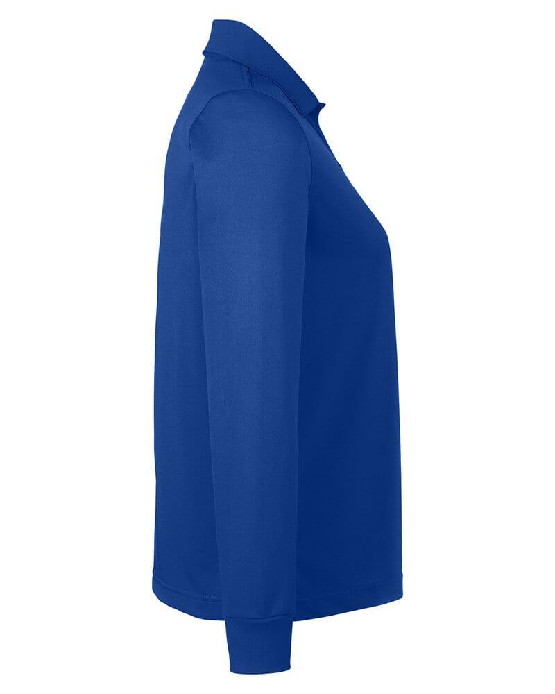 Harriton M348LW - Ladies Advantage Snag Protection Plus IL Long Sleeve Polo