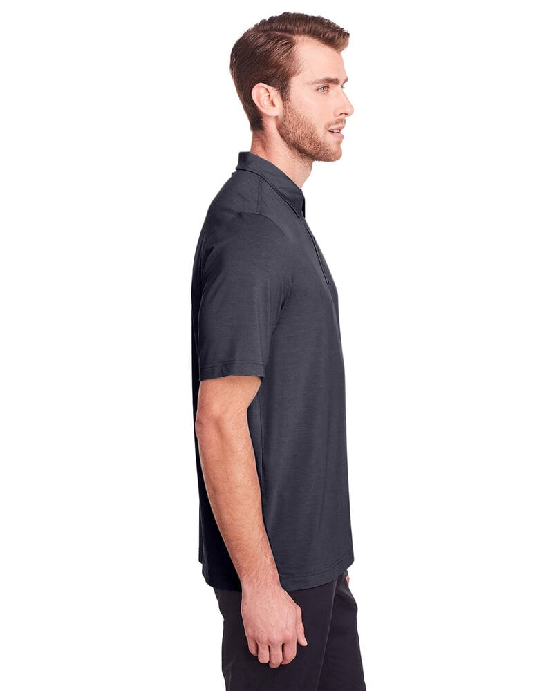 North End NE100 - Men's Jaq Snap-Up Stretch Performance Polo